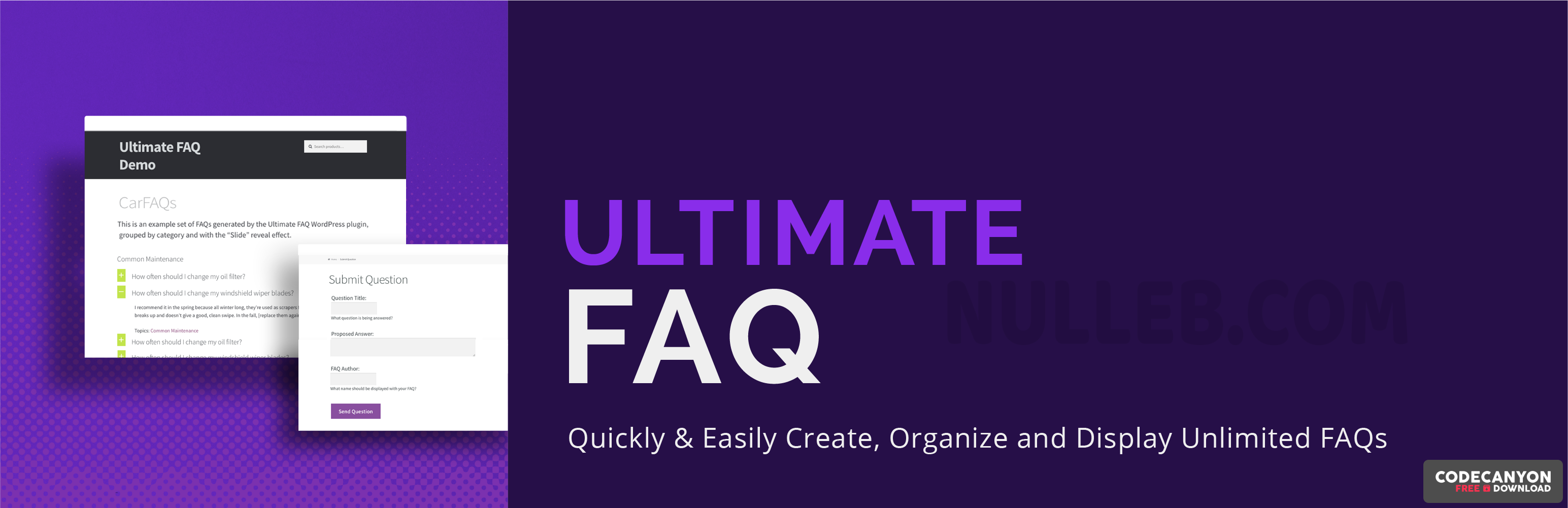 Download Ultimate FAQ v1.9.10 (Nulled) Free / Nulled