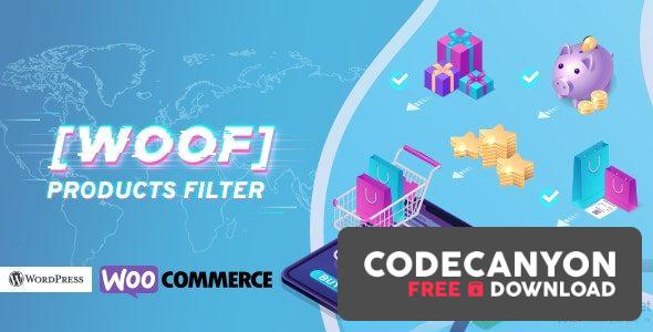 Download WOOF – WooCommerce Products Filter v2.2.4.2 Free / Nulled