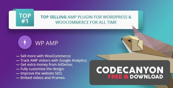 Download WP AMP v9.3.15 – Accelerated Mobile Pages for WordPress and WooCommerce (Nulled) Free / Nulled