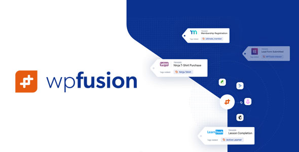 Download WP Fusion v3.32.7 - Connect WordPress to anything Free / Nulled