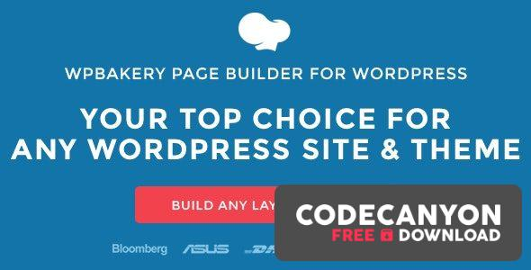 Download WPBakery Page Builder for WordPress v6.4.2 (Nulled) Free / Nulled