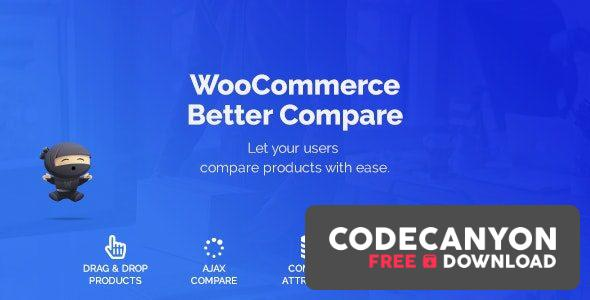 Download WooCommerce Compare Products v1.5.2 Free / Nulled