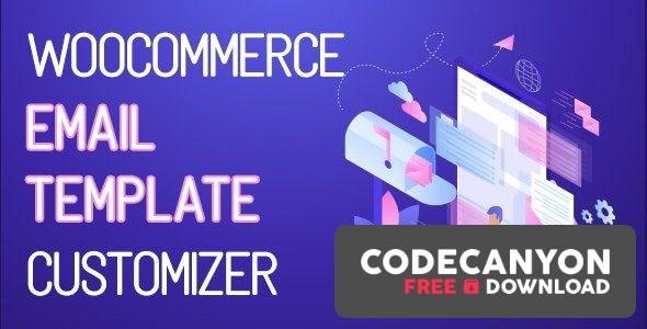 Download WooCommerce Email Template Customizer v1.0.1 Free / Nulled
