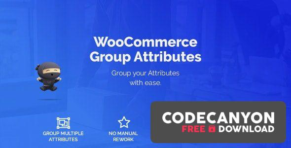 Download WooCommerce Group Attributes v1.7.3 Free / Nulled