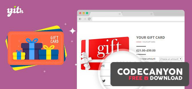 Download YITH WooCommerce Gift Cards Premium v3.3.2 Free / Nulled