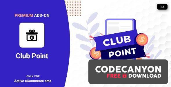 Download Active eCommerce Club Point Add-on v1.2 Free / Nulled