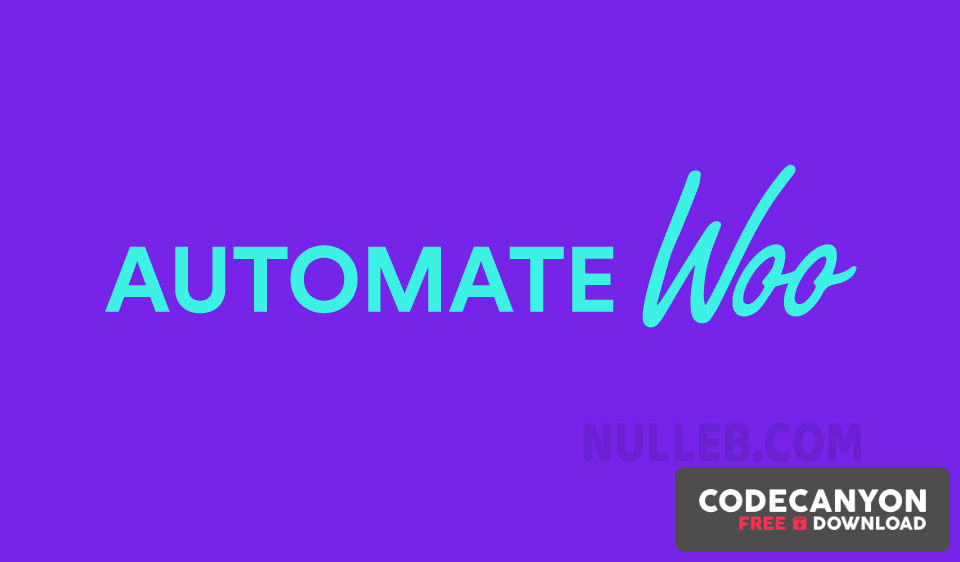 Download AutomateWoo v5.2.1 – Marketing Automation for WooCommerce (Nulled) Free / Nulled