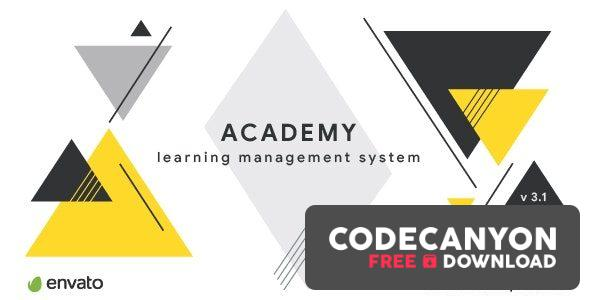 Download Academy v3.1 – Learning Management System (Nulled) Free / Nulled