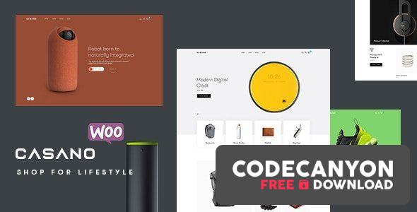 Download Casano v1.0.8 – Fashion & Accessories WooCommerce Theme Free / Nulled