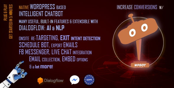 Download ChatBot for WordPress v9.8.3 - WP Plugin Free / Nulled
