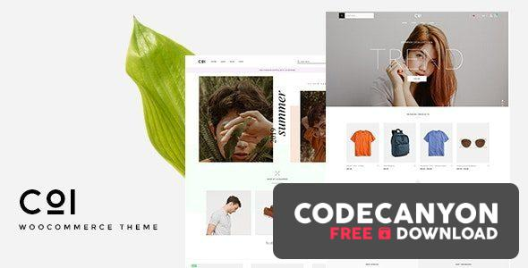 Download Coi v1.0.9 – Fashion WooCommerce Theme Free / Nulled