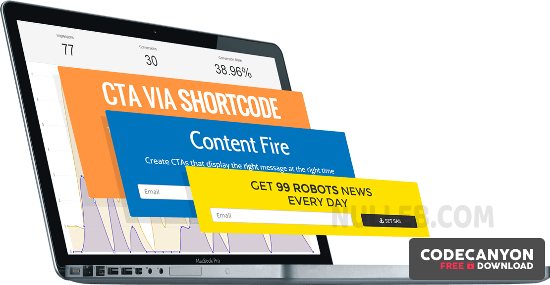 Download Content Fire v2.4.0 (Nulled) Free / Nulled