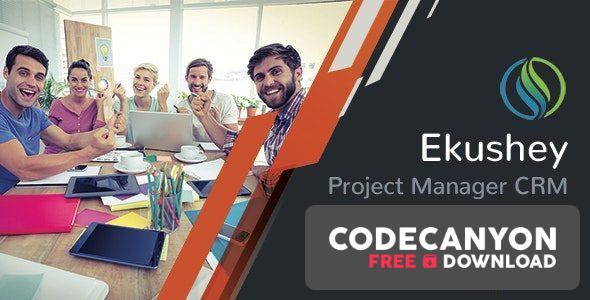 Download Ekushey v4.3 – Project Manager CRM (Nulled) Free / Nulled