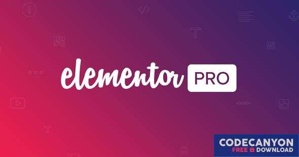 Download Elementor Pro v2.6.3 - WordPress Page Builder Plugin Free / Nulled