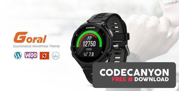 Download Goral SmartWatch v1.19 – Single Product Woocommerce WordPress Theme Free / Nulled