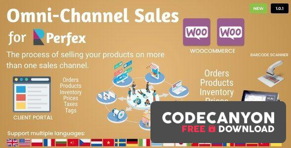 Download Omni Channel Sales for Perfex CRM v1.0.1 Free / Nulled