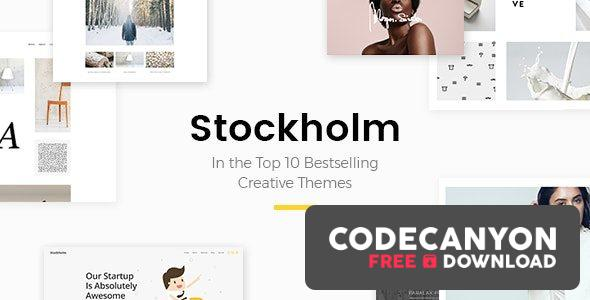 Download Stockholm v7.5 – A Genuinely Multi-Concept Theme (Nulled) Free / Nulled