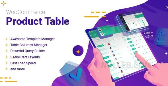 Download WooCommerce Product Table v2.0.0 Free / Nulled