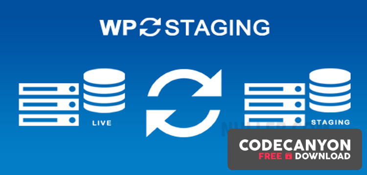 Download WP Staging Pro v3.1.8 (Nulled) Free / Nulled